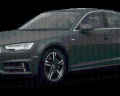 2017 Audi A4 Prestige quattro Automatic