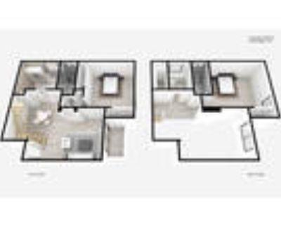 Hughes Regency - Two Bed + Two Bath Townhouse w/ Loft