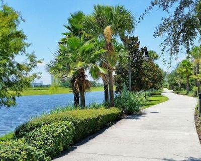 3 bdrm,Lakefront Luxury $99/nt amazing deals, near Disney, Universal, Seaworld - Orlando