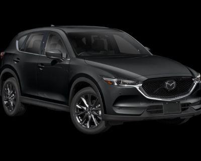 New 2021 Mazda CX-5 Signature AWD Sport Utility