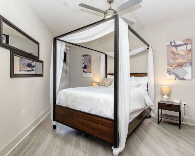 Beautiful Apt. in Downtown Atlanta with Canopy Bed - Home Park