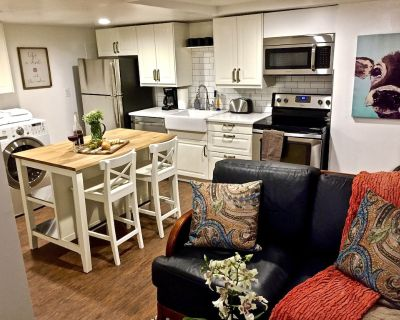 Gorgeous Capitol Hill Basement Apt in 108 yr old Registered Historic Brownstone - Eastern Market