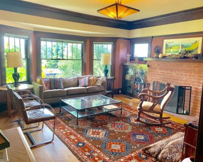 Beautiful Rockridge Craftsman Home With Quiet Garden - Rockridge