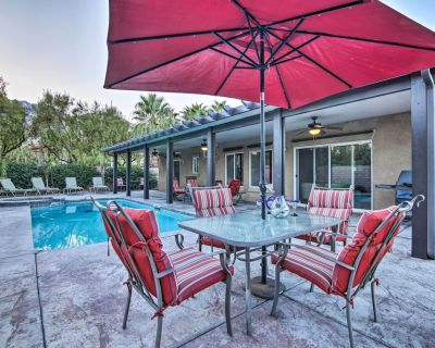 New! Private Palm Springs Escape w/ Backyard Oasis - Palm Springs