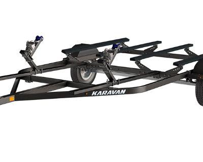 2021 Karavan Trailers Heavy Duty Double Watercraft Steel with Step Fender PWC Trailers Billings, MT