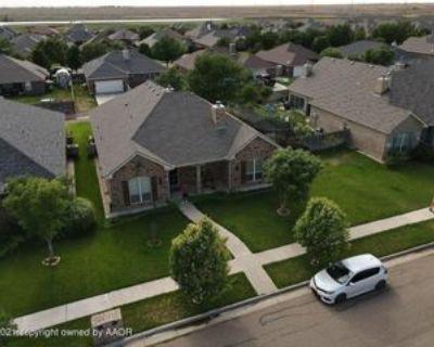6502 Caddell St, Amarillo, TX 79119 3 Bedroom Apartment