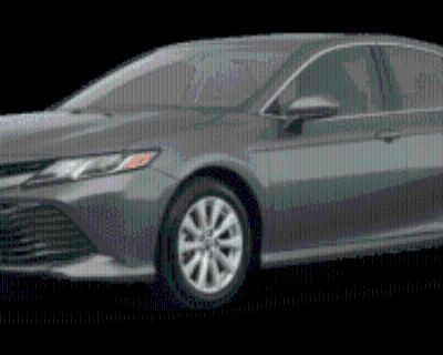 2019 Toyota Camry LE Automatic