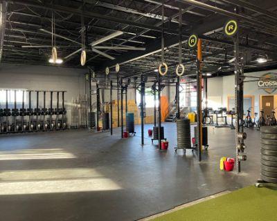 Crossfit Gym Facility located near JFK Airport, Inwood, NY