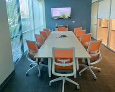 Private Meeting Room for 10 at Office Evolution - Folsom
