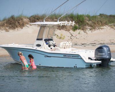 2018 Grady-White Fisherman 236