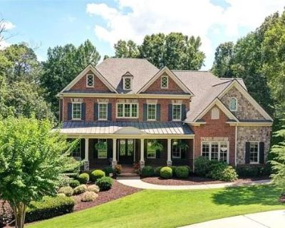 Estate Auction in Gorgeous $1.4M Roswell Home!
