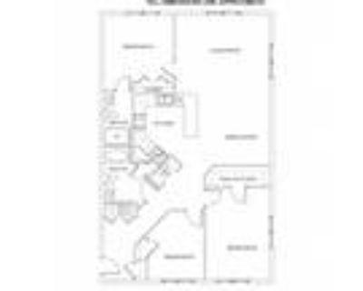 Park Place - 3A2 Floor Plan