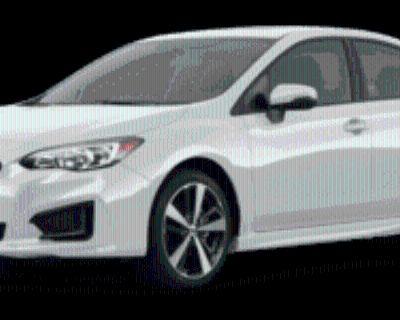 2019 Subaru Impreza 2.0i Sport 4-door CVT