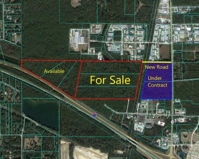 Highway 59 Industrial Land-65.48 Acres