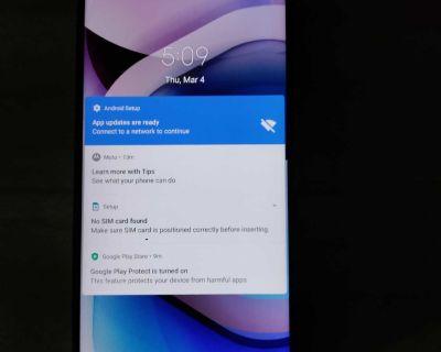 Motorola one ace 5g unlocked