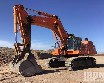 2005 (unverified) Hitachi EX1200-5C Track Excavator