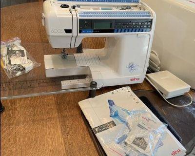 Elna Sewing Machine