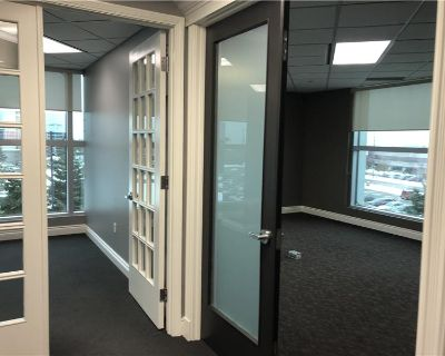 fully furnished office spaces for rent By Saleem Salahuddin