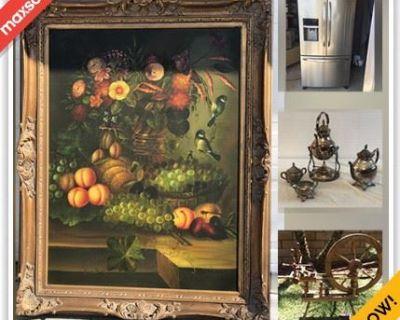 Inglewood Moving Online Auction - West Goldenwood Drive