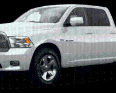 2009 Dodge Ram 1500 Sport Crew Cab Short Bed 2WD