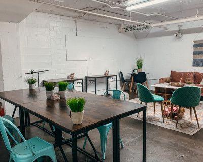 Urban, Industrial-like, Lofty Office/Co-working Space, Dallas, TX