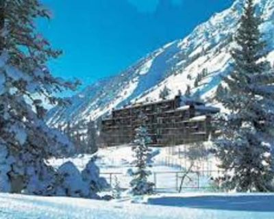 SKIING SNOWBIRD, UT unit 418 DUPLEX sleeps 8 - DECEMBER 21th -28th 2019 - Salt Lake Mountain Resorts