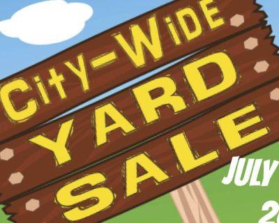 STRATFORD CITYWIDE YARDSALE