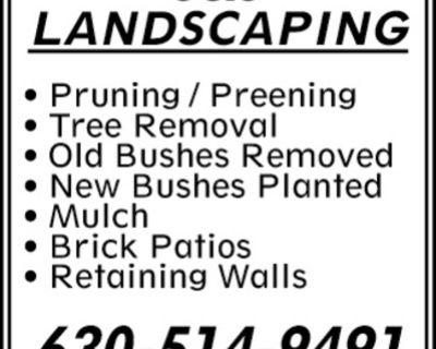 J&J LANDSCAPING - Pruning / P...