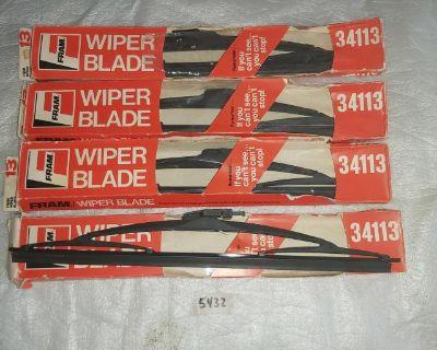 """New old stock FRAM 34113 wiper blade 13"""""""