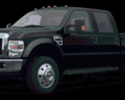 """2008 Ford Super Duty F-450 King Ranch Crew Cab 172"""" DRW RWD"""
