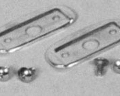 1955-57 Chevy Convertible Latch Plates