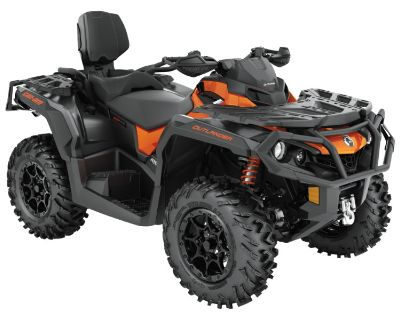 2021 Can-Am Outlander MAX XT-P 1000R ATV Utility Wilkes Barre, PA