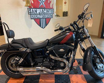2016 Harley-Davidson Fat Bob Cruiser Pasadena, TX