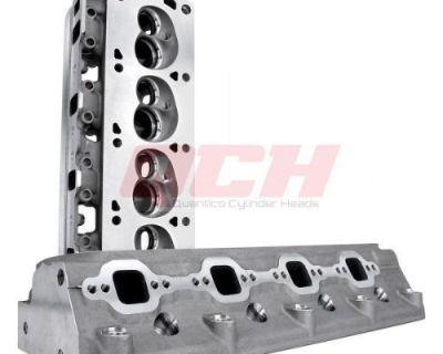 Sbf Small Block Ford Windsor 289 302 351 Performance Aluminum Cylinder Head X 2