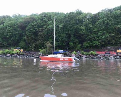 o'day 22 sail boat