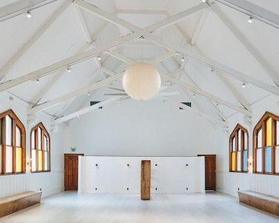 Mid-Century Modern Church Event Space, San Francisco, CA