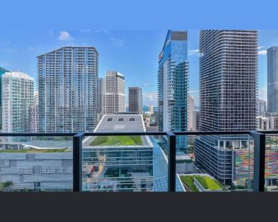 Room for rent in Southwest 7th Street, Brickell - Rise Brickell City Centre