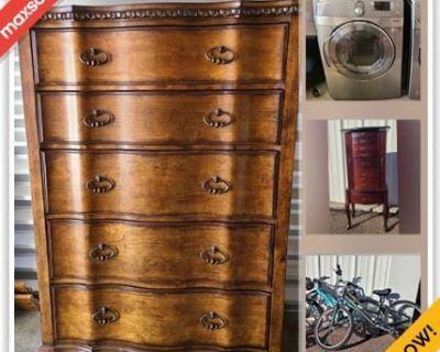 Colorado Springs Estate Sale Online Auction - Van Teylingen Drive (STORAGE)