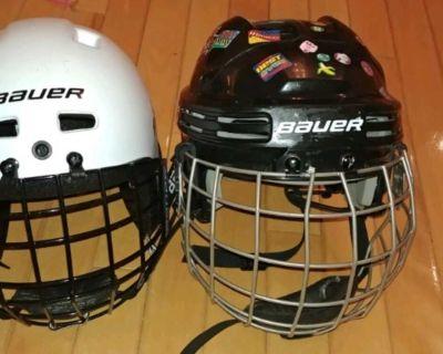 Junior hockey equipment