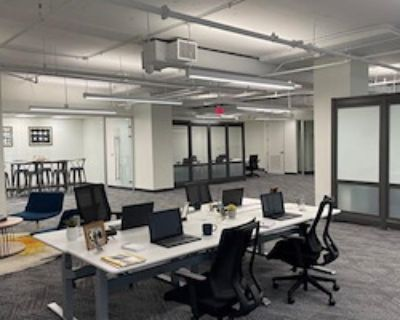 Private Office for 38 at Heyday Workplaces- M Street NW