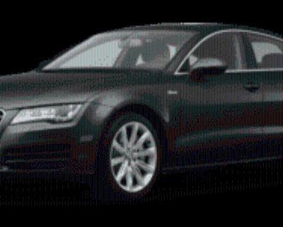 2012 Audi A7 Prestige