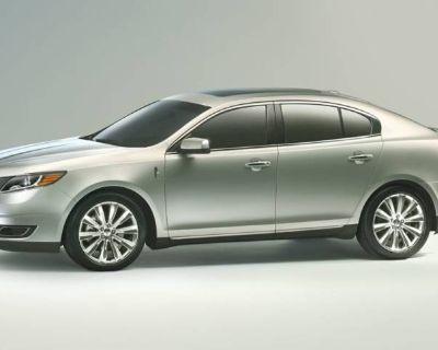 2015 Lincoln MKS 3.7L AWD