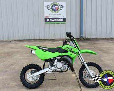2022 Kawasaki KX 65 Motocross Off Road La Marque, TX