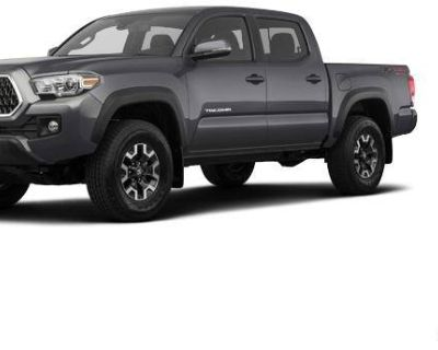 Used 2018 Toyota Tacoma Double Cab 5' Bed V6 4x2 AT (GS)