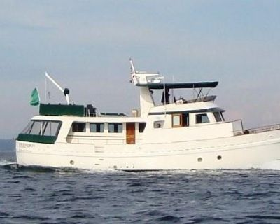 1973 Custom Malahide Long Range Trawler