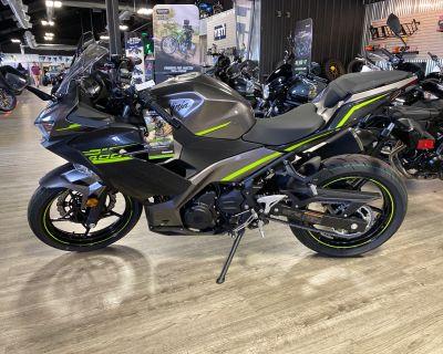 2021 Kawasaki Ninja 400 ABS Sport Durant, OK