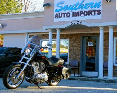 2012 Harley-Davidson Sportster 883L SuperLow