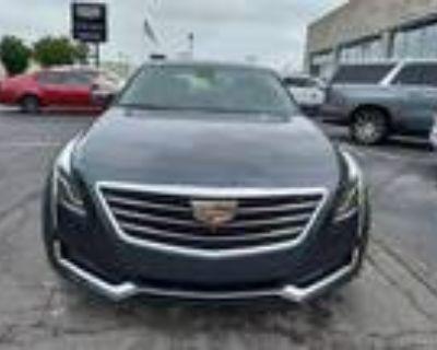 2018 Cadillac CT6 Gray, 34K miles