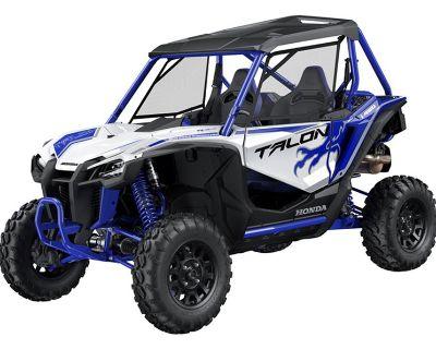 2021 Honda Talon 1000X FOX Live Valve Utility Sport Shawnee, KS