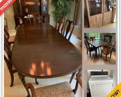 Oakton Estate Sale Online Auction - Timberline Dr